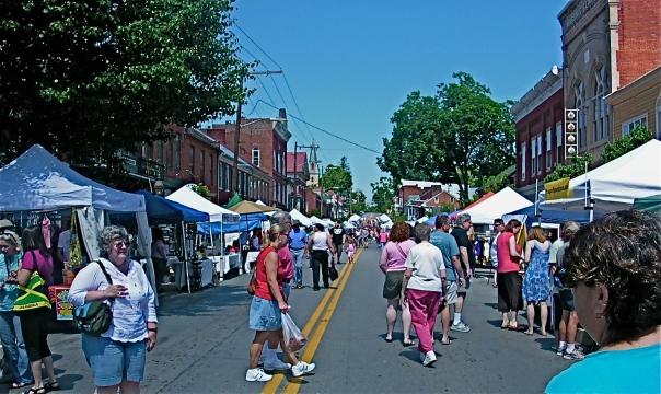Shepherdstown Streetfest