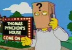 pynchon on the simpsons